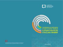 Uyuşturucu ile Mücadele Eylem Planına Yönelik İletişim Stratejisi