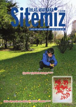 04-SITEMIZ DERGISI NISAN 2015