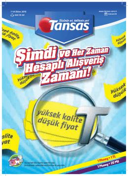 kg - Tansaş