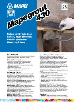 Mapegrout 430 Mapegrout 430