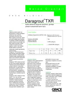 Daragrout TXR