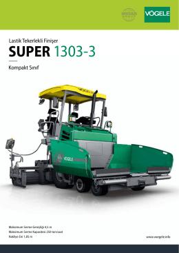 SUPER 1303-3
