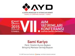 Sami Kariyo - AYD.org.tr