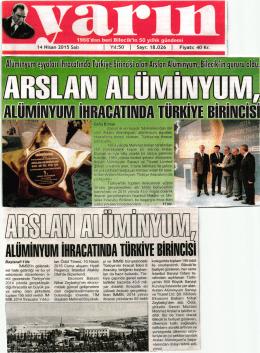 detaylar - Arslan Alüminyum