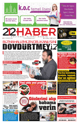 babama - 212 Haber