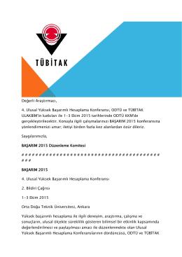 Başarım 2015 Konferansı - Proje OfISI Kırıkkale Üniversitesi