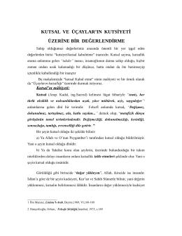 Devamı.. - Prof Dr Ali ÇELİK