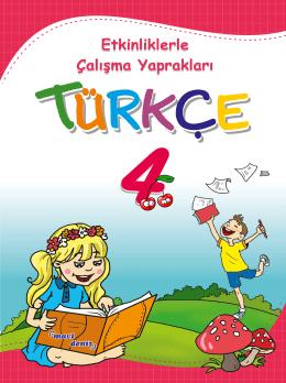 türkçe 4.sınıf - Mavi Deniz Yayınları