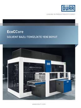 EcoCCore broşür