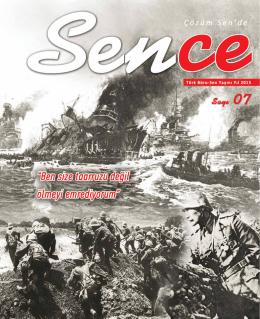 PDF Oku - sence dergisi