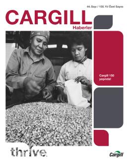 44.Sayı - Cargill