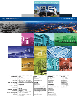 PDF olarak indir - Konya Ticaret Odası