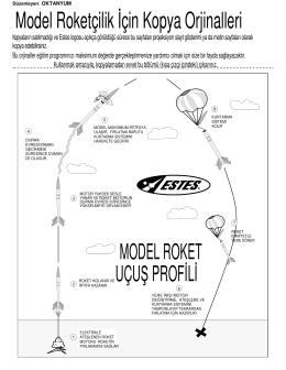 Model Roketçilik çin Kopya Orjinalleri