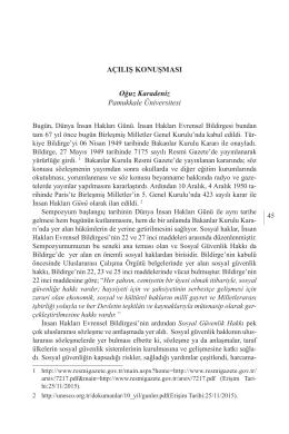 Prof. Dr. Oğuz KARADENİZ
