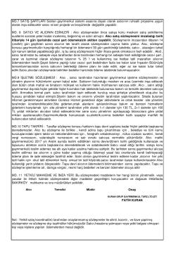 2.etap sözleşme -arka - Armodies Termal Park