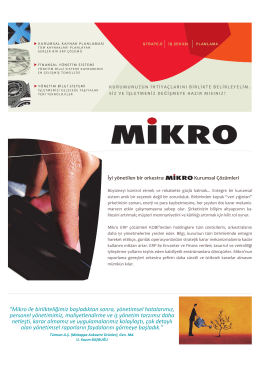 Mikro ERP