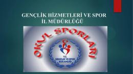 görüntülemek için tıklayınız. - Sinop Gençlik Hizmetleri ve Spor İl