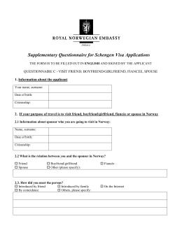 Questionnaire C