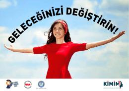 GELECEĞİNİZİ DEĞİŞTİRİN! - kadınlar için meslek ve iş merkezi