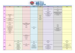 tod 49. ulusal kongresi / 4 kasım 2015
