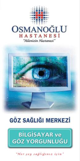 Goz Sagl. Brs. (web).fh11 - Özel Osmanoğlu Hastanesi