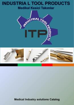 Matkap Özellikleri - ITP - Industrial Tool Products