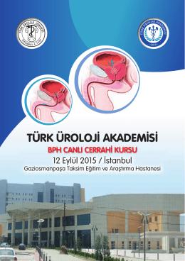 Her yönüyle BPH kursu - TC Sağlık Bakanlığı İstanbul Gop Taksim
