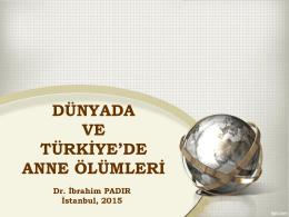 Dr. İbrahim PADIR