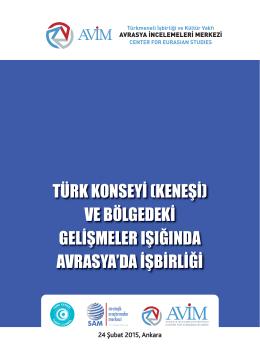 Buradan - Türk Keneşi