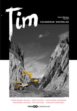 KAZANDIRAN MAKİNALAR - TEMSA İş Makinaları, Forklift ve Hybrid