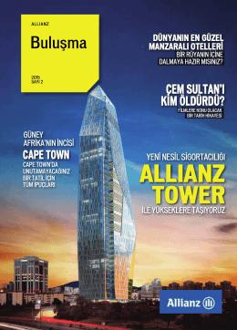 Buluşma Dergisi, 2015 Sayı 2 / 5,07 Mb
