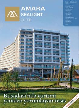 Amara Sealight Elite - Turizm Yatırım Dergisi