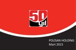 Polisan Holding 2014