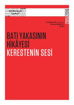 BYH_Kerestenin Sesi Kitapcik.indd