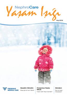 Kış 2015 Gezelim Görelim Fresenius Hasta Okulu
