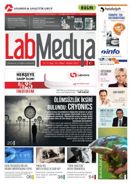 Sayı : 29 - LabMedya