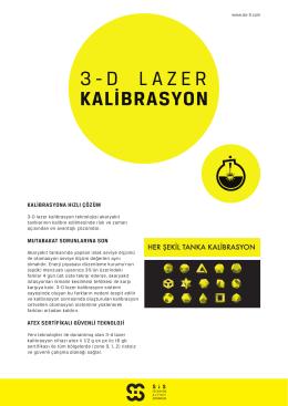 Lazer Kalibrasyon