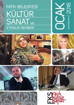 KÜLTÜR SANAT - Fatih Belediyesi
