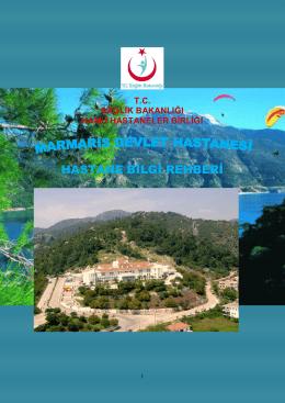Hasta Bilgi Rehberi - Marmaris Devlet Hastanesi