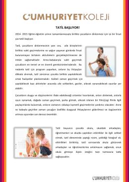 Spor büyüyen çocuğun fiziksel gelişiminin
