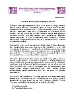 Onursal Başkanımız Prof. Dr. Nejat Veziroğlu`ndan Mesaj Var!
