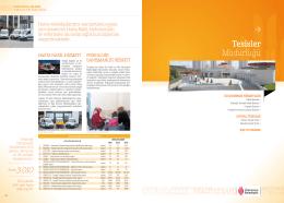 Faaliyet Raporu 2014 - Ümraniye Belediyesi