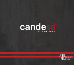 E-Katalog - Candess Furniture