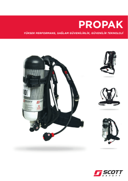 ProPak Turkish Brochure - Epsilon-NDT