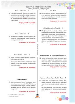 8. Snf Soru Bankas - Zeka Küpü Yayınları