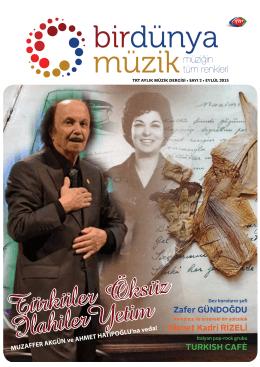 Türküler Öksüz İlahilerYetim - TRT Müzik Dairesi Başkanlığı
