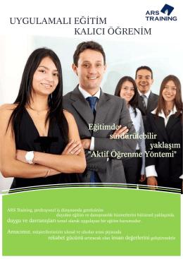 şirket tanıtım broşürümüz