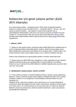 GİK - MATOOL.com