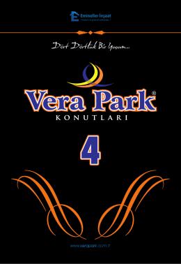E-Katalog - Vera Park