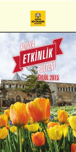 EYLÜL 2015 - Medeniyet Okulu